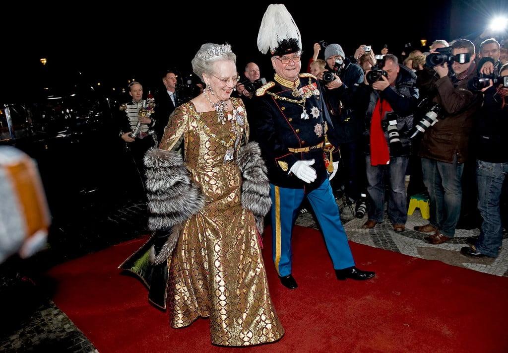 Dronning Margrethe, Prins Henrik